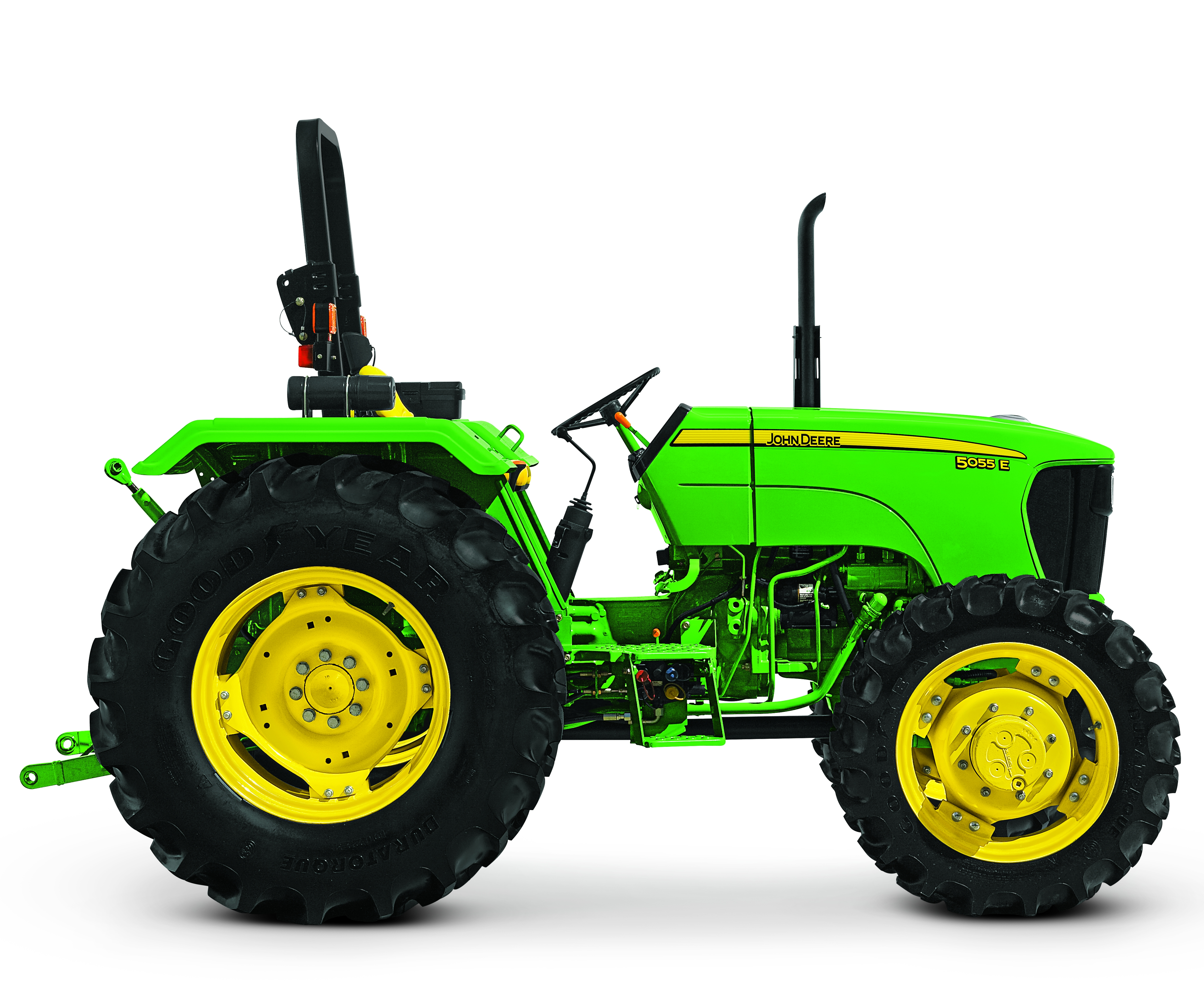 Lawn Seeder Tractor