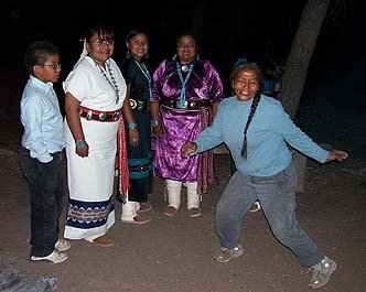Hopi, Navajos, Canyon de Chelly