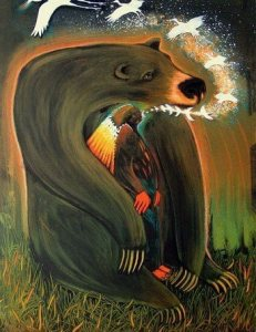 Mystical Nature Connections, Shamanic Journey & Ceremony outdoor seminar