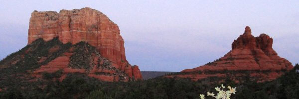 Sedona is a mythological landscape and place of spirit pilgrimage for thousands of years.