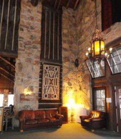 North Rim Interior 2011 in the park grand lodge style