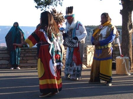 Havasupai, Grand Canyon, ceremony