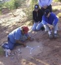 Navajo spirit journey, Canyon de Chelly, vision, fire blessing, sandpainting, jeep tour, cosmology
