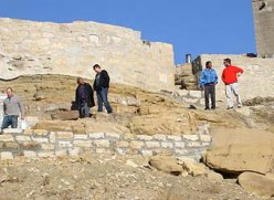 Hopi tour, Hopi guide, spirit journey, blessing circle, ceremonial cycle