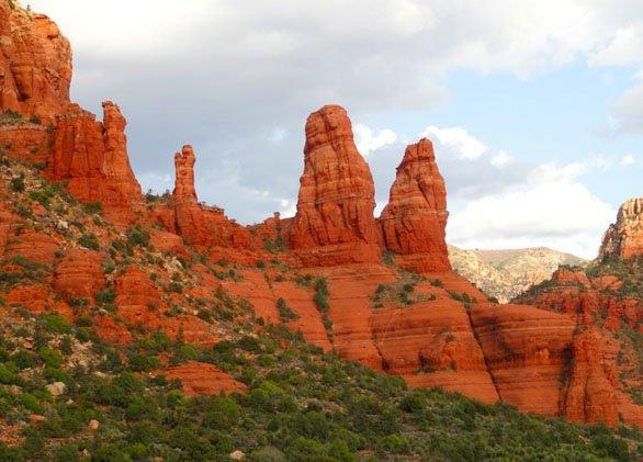 Sedona insight retreat, vortex tour, Crossing Worlds Journeys