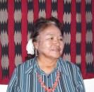 Navajo weaver