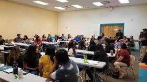 2019 Scholarship Recipient Orientation Day at Hopi Education Endowment Fund