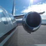 Cessna Aviation Powder Coating