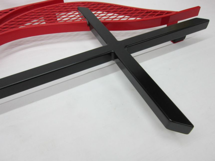 Powder Coated Cross