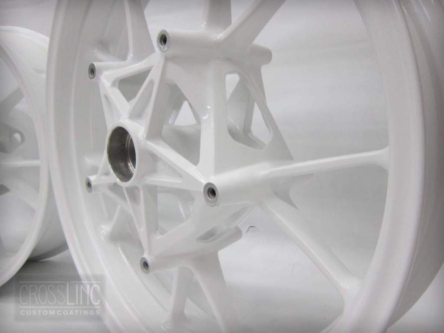 BMW Wheels - Super Mirror White