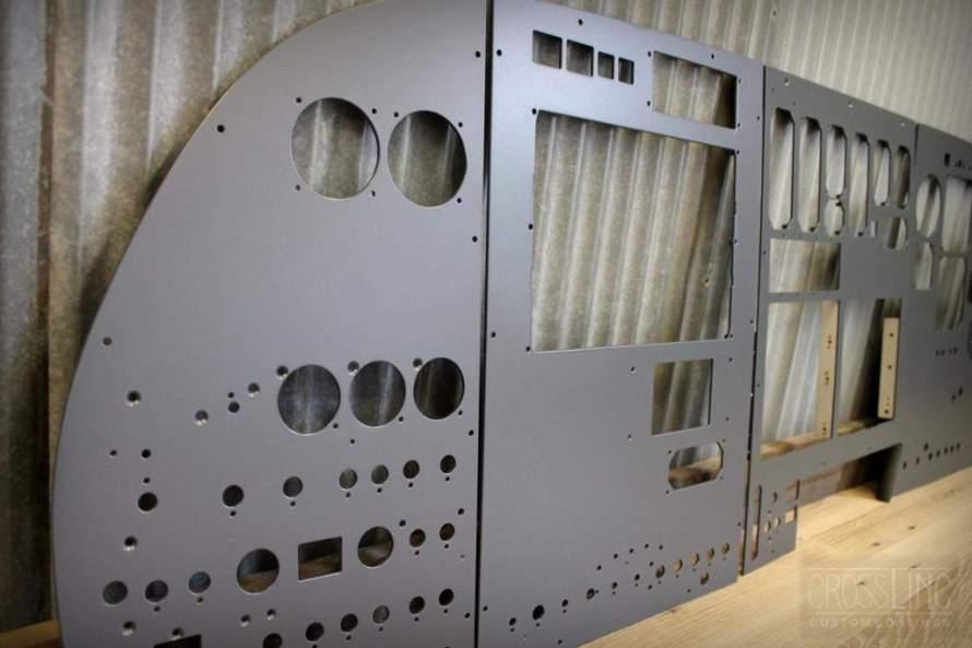 Citation Instrument Panel
