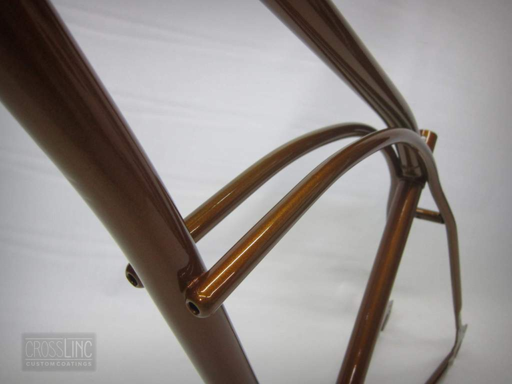 Custom Bicycle Powder Coating