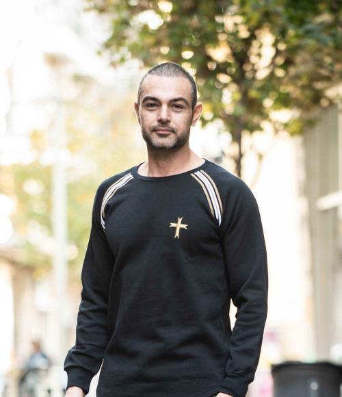 Equalizer Premium Long-sleeve Shirt Black