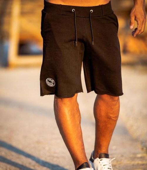 Elysium Shorts Black