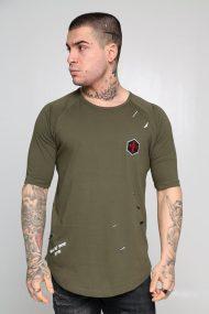 Sueno T-Shirt Khaki