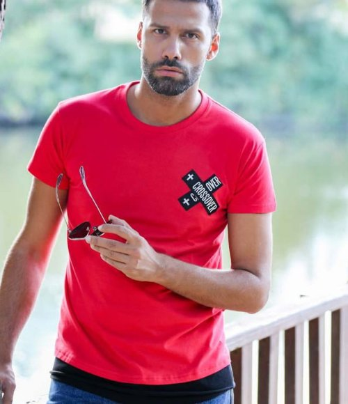 Xcode T-Shirt Red-Black