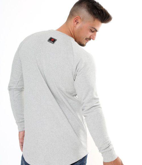 Base Long-sleeve Shirt Grey