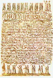 Holy Thursday I Synopsis And Commentary » Songs Of