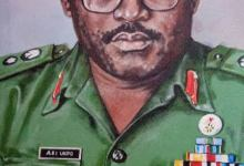 Photo of Brigadier General Anthony Ukpo is dead