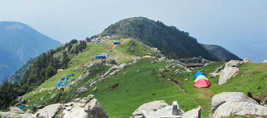 I did Triund Trek two times