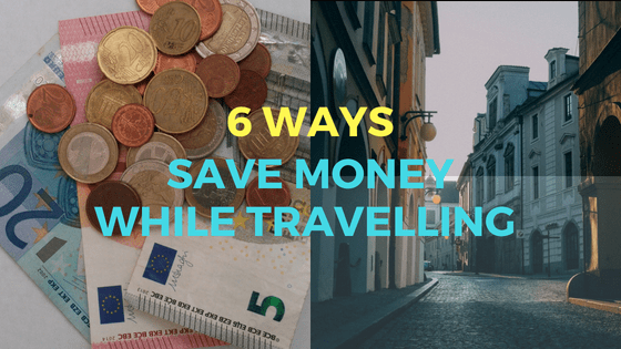 saving money while travelling