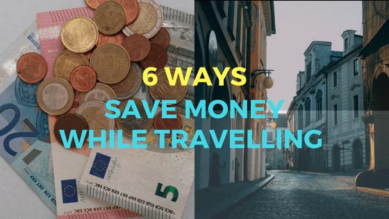 saving money while travelling