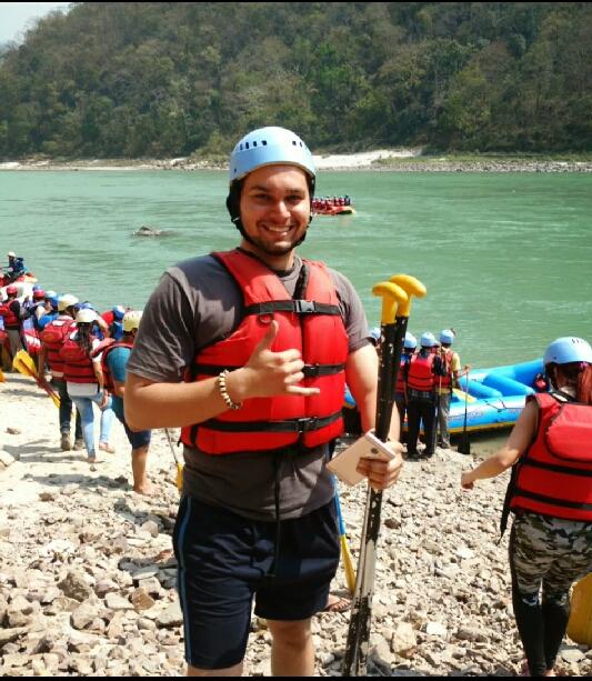 Rafting at Shivpuri Rishikesh