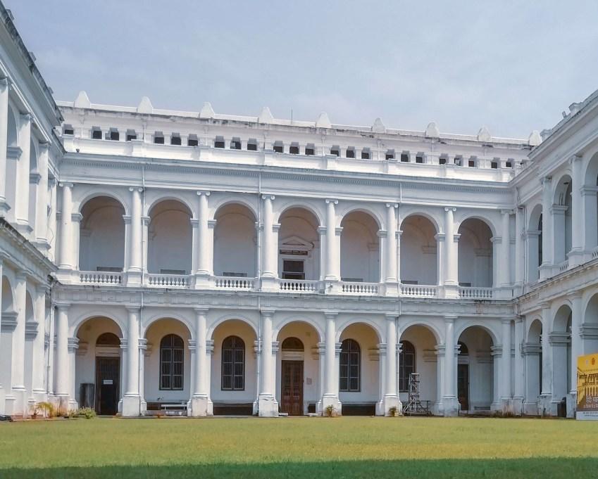 Indian Museum - Kolkata City
