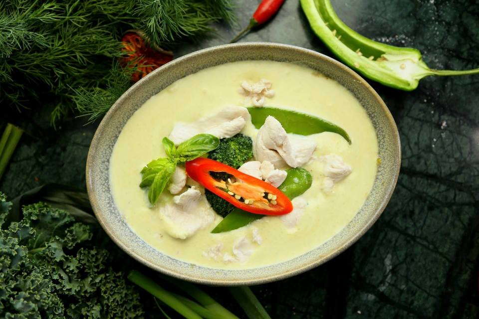 Thai green curry for breakfast anyone? - Weirdest Breakfasts