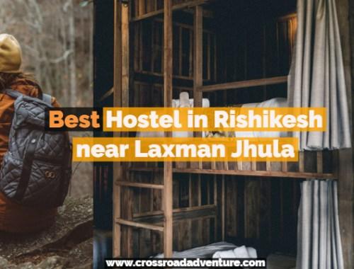 Best Hostel in Rishikesh near Laxman Jhula