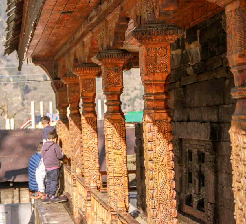 Jagatsukh Temple