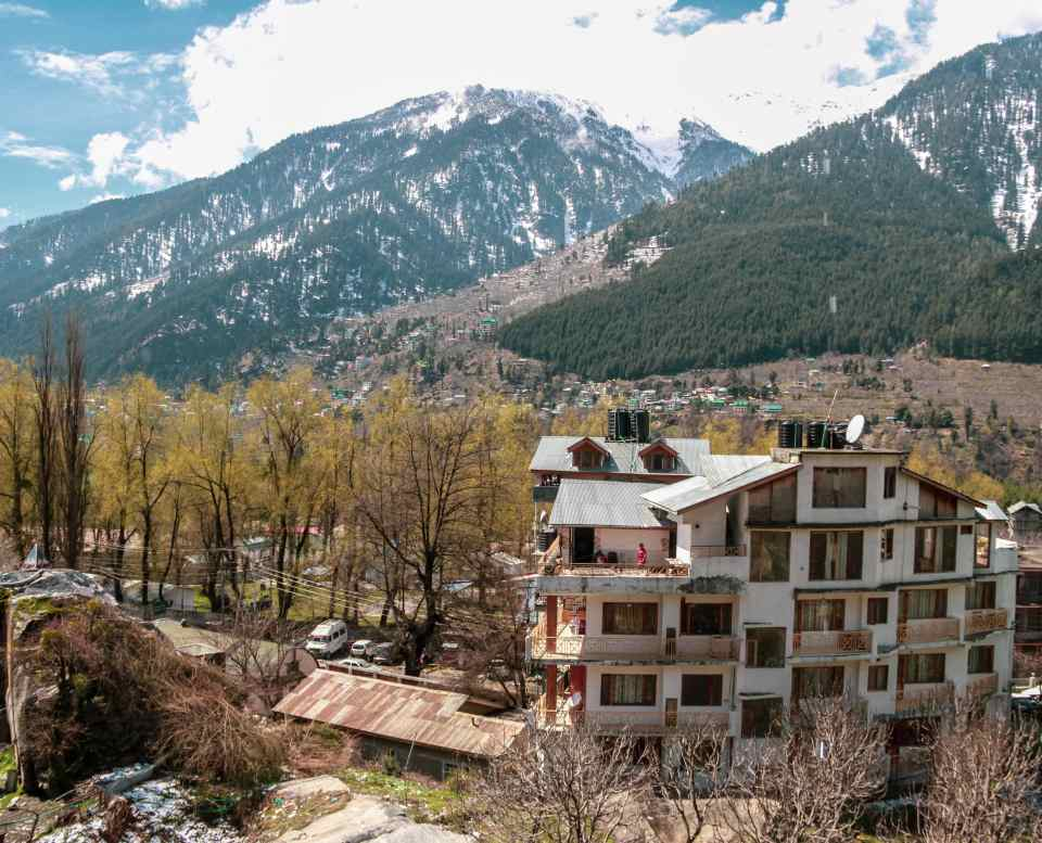 Left out to do Manali on a Budget