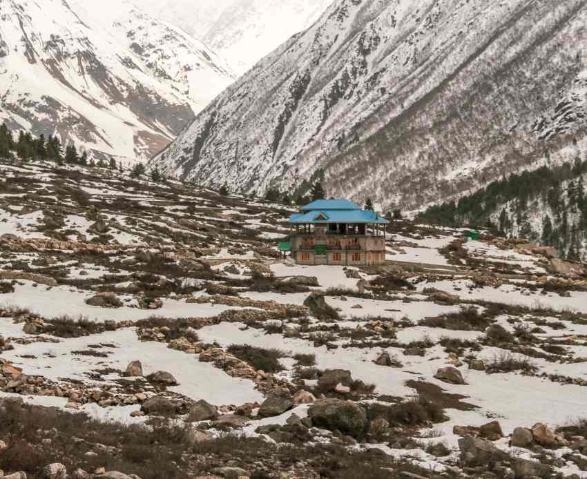 Best season to visit Chitkul
