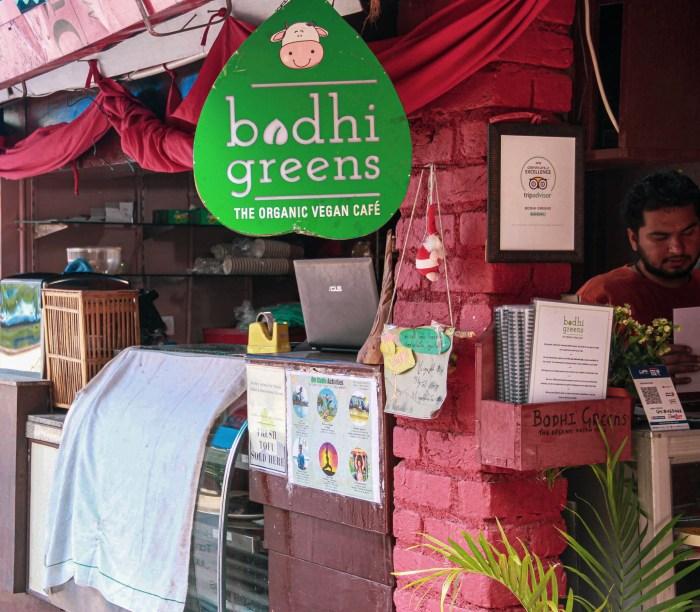 Cafe Bodhi Greens