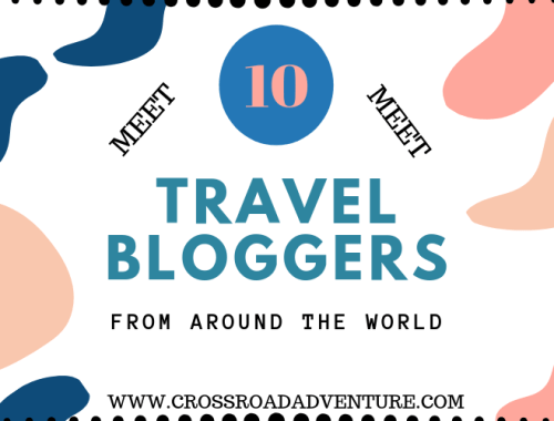 10 Travel Bloggers from around the world