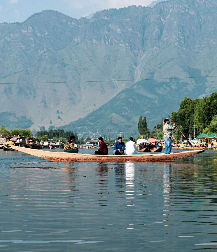 Srinagar - Kashmir