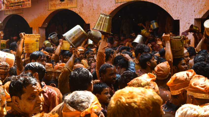 A little bit about Huranga Holi
