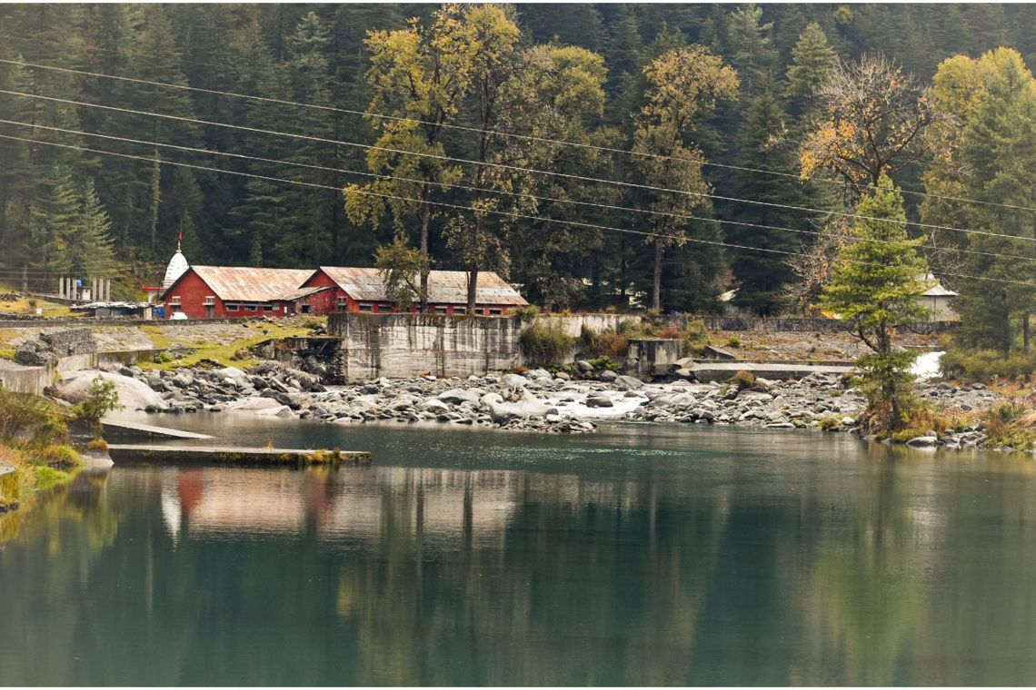 Barot Valley in Himachal - How to Make a Short Yet Sweet Trip