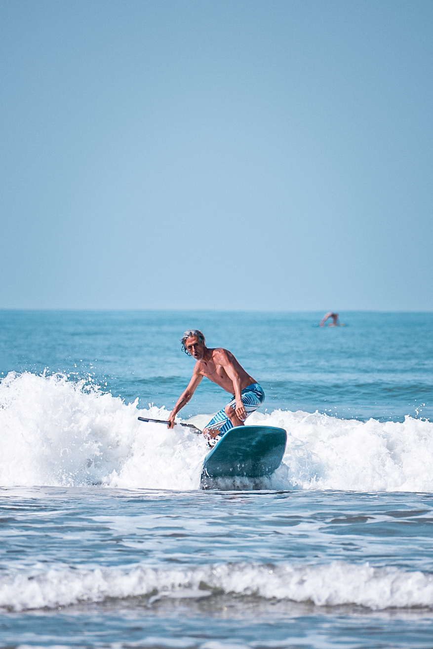 You can do Surfing or can learn to Surf in the Arambol