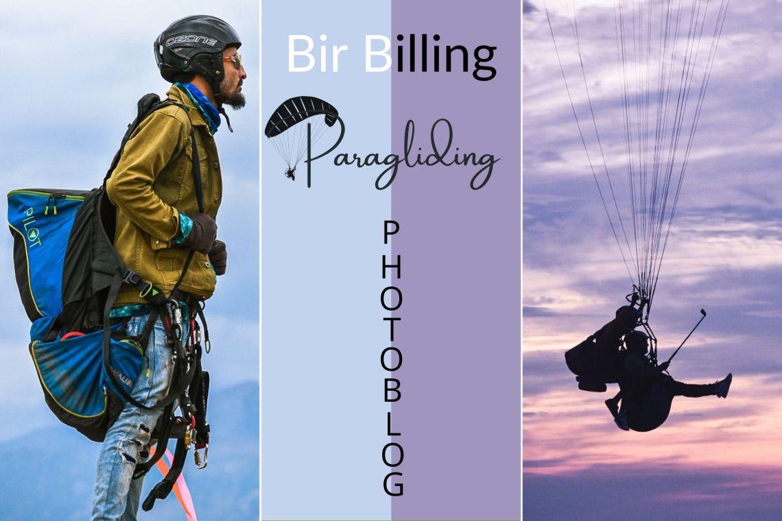 Bir Paragliding Photoblog