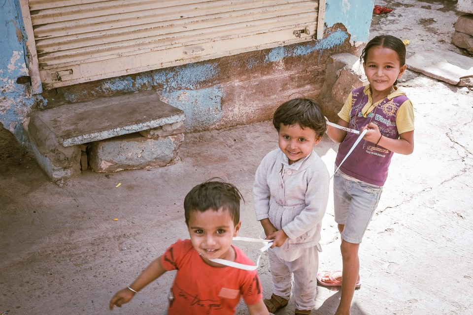 Faces of Jodhpur on the Streets