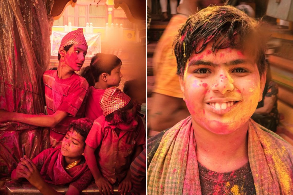 5 Stupid Mistakes I Made While Taking Mathura Holi Photos & How You Can Correct That