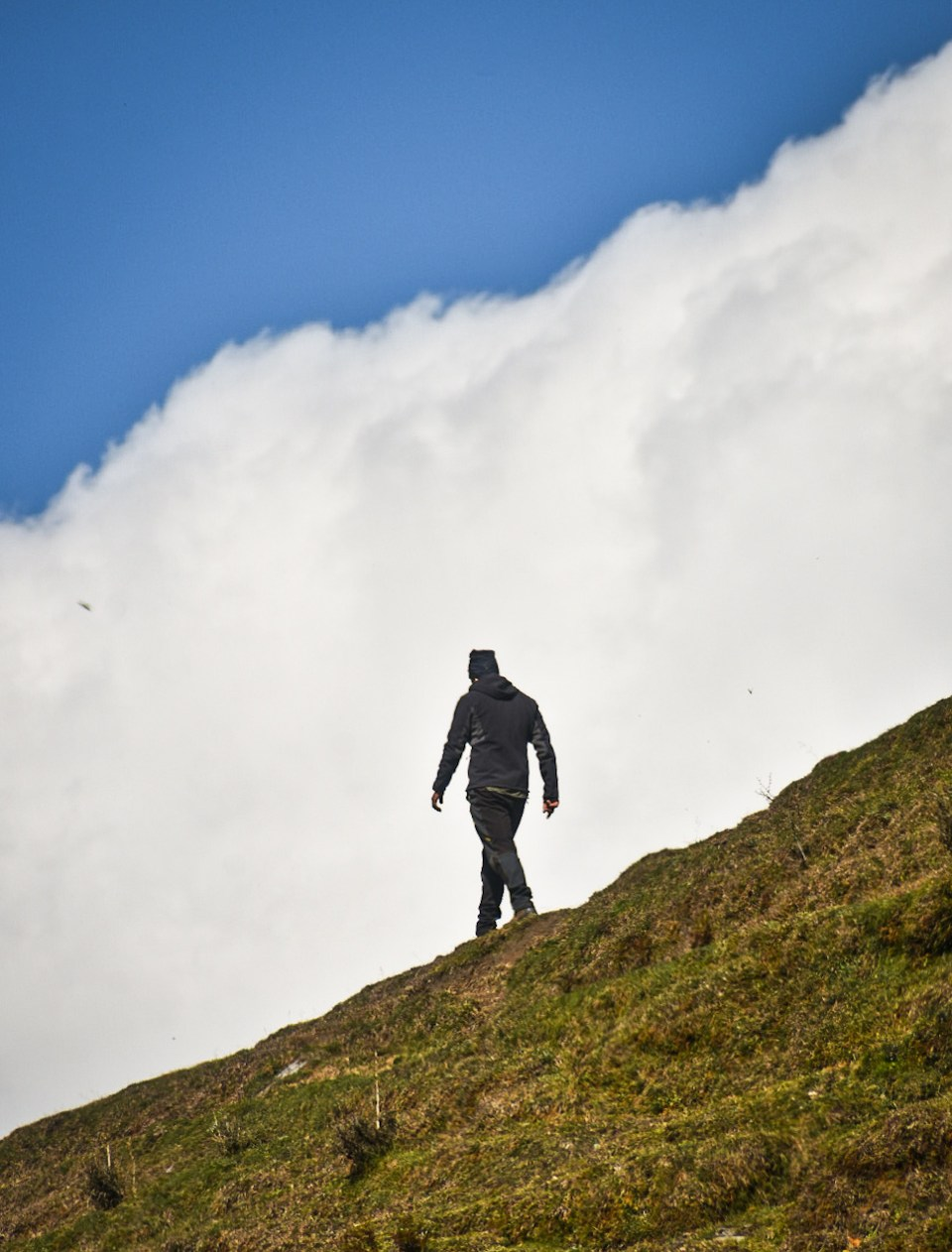 It Feels like a walk in the Clouds at Billing