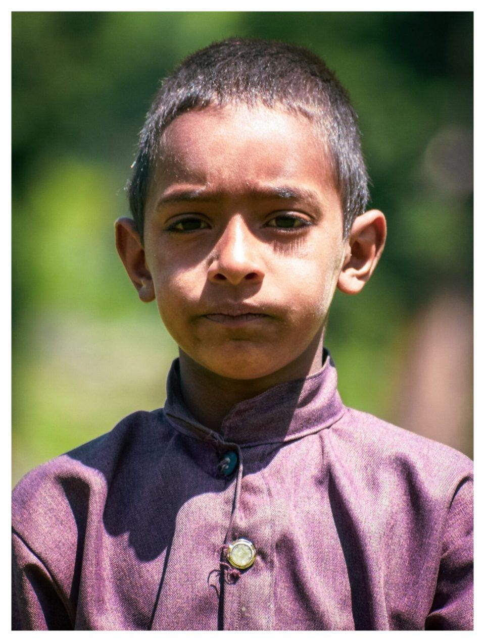 Boy at Kooth Pathri