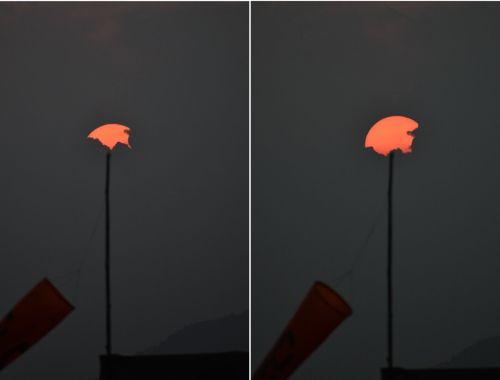 Half-Eaten Sun - An Unusual Tale of Exploration in the Bir Billing