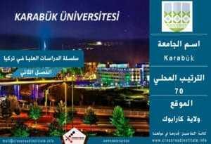جامعة كارابوك