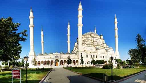 مسجد صابانجي المركزي