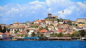 جزيرة جوندا في ولاية بالكسير .. من اجمل جزر بحر ايجة Cunda Adası ...