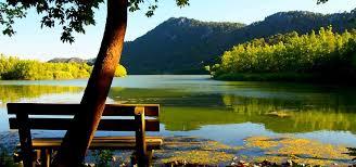 بحيرة بوراباي اجمل منطقة سياحية في سامسون - الشمال التركي طرابزون
