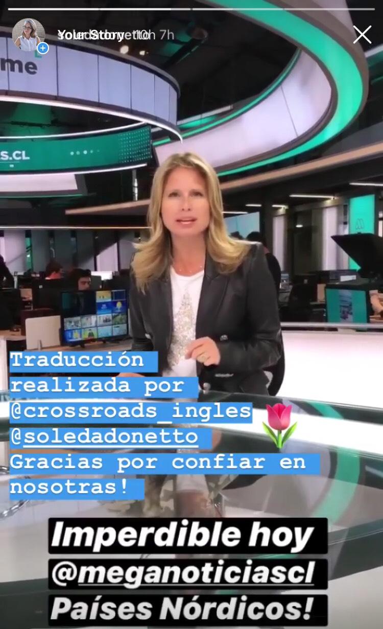 Traducción Simultanea CrossRoads